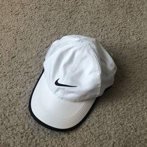 NWOT White Nike Hat